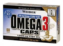 Weider - Omega 3 (60капс) - фото 5874