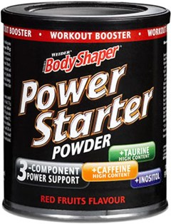 Weider Power Starter Powder (400гр) - фото 5883