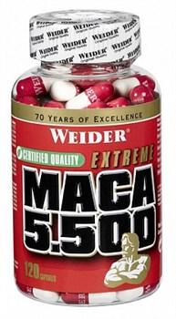 Weider Maca 5.500 (120капс) - фото 5885