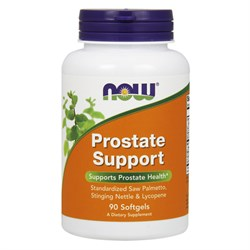 NOW - Prostate Support (90гел.капс) - фото 5891