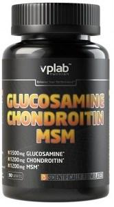 VP Laboratory Glucosamine & Chondroitin MSM (90таб) - фото 5902