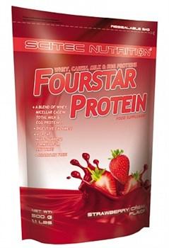 Scitec Nutrition FourStar Protein (500гр) - фото 5926