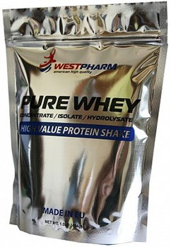 WESTPHARM Pure Whey WPC80 (454гр) - фото 6004