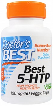 Doctor's Best 5-HTP 100mg (60капс) - фото 6012