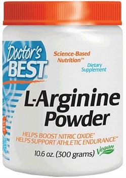 Doctor's Best L-Arginine Powder (300гр) - фото 6023