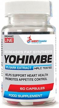 WESTPHARM Yohimbe Extract 50mg (60капс) - фото 6032