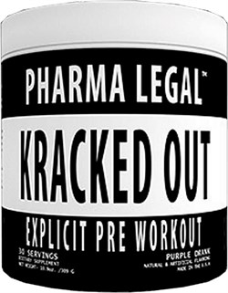 Pharma Legal Kracked Out (193гр) - фото 6034