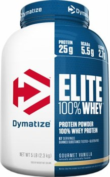 Dymatize Elite Whey Protein (2268гр) - фото 6039