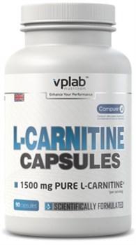 VP Laboratory L-Carnitine Capsules (90капс) - фото 6040