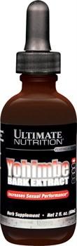 Ultimate Nutrition Yohimbe Bark Liquid Extract (60мл) - фото 6043