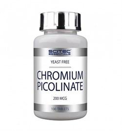 Scitec Nutrition Chromium Picolinate (100таб) - фото 6050