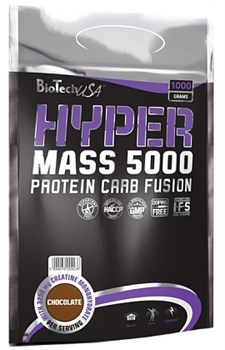 BioTech USA Hyper Mass 5000 (1000гр) - фото 6053