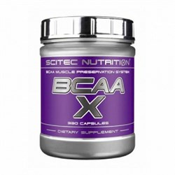 Scitec Nutrition BCAA-X (330капс) - фото 6060