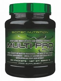 Scitec Nutrition Multi Pro Plus (30пак) - фото 6062