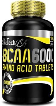 BioTech USA BCAA 6000 (100таб) - фото 6069