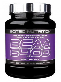 Scitec Nutrition BCAA 6400 (375таб) - фото 6073