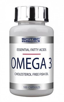 Scitec Nutrition Omega 3 (100капс) - фото 6091