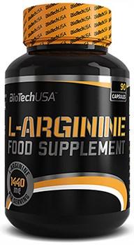 BioTech USA L-Arginine (90капс) - фото 6095