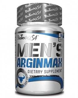 BioTech USA Men's Arginmax (90таб) - фото 6098