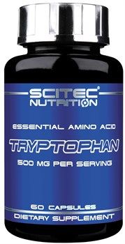 Scitec Nutrition Tryptophan (60капс) - фото 6101