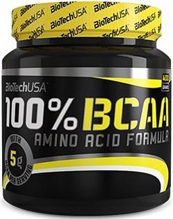 BioTech USA - BCAA 100% (400гр) - фото 6104