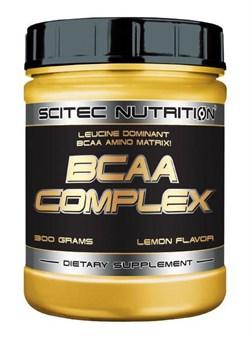Scitec Nutrition BCAA Complex (300гр) - фото 6108