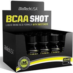 BioTech USA BCAA Shot (20x60мл) - фото 6109