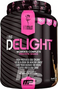 Muscle Pharm FitMiss Delight (520гр) - фото 6124