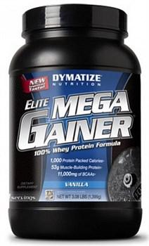 Dymatize Elite Mega Gainer (1452гр) - фото 6128