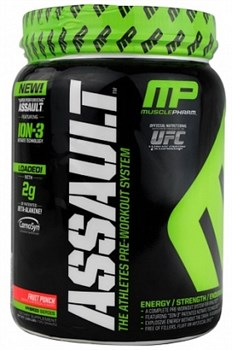 Muscle Pharm Assault (736гр) - фото 6131