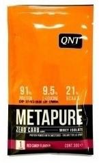QNT Metapure Zero Carb (1 порция) пробник - фото 6421