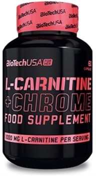 BioTech USA L-Carnitine + Chrome for Her (60капс) - фото 6425