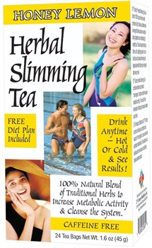 21st Herbal Slimming Tea (24пак) - фото 6443