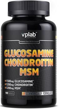 VP Laboratory Glucosamine & Chondroitin MSM (180таб) - фото 6463