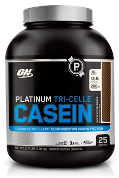 Optimum Nutrition Platinum TRI-Celle Casein (1080гр) - фото 6480