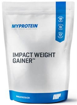Myprotein Impact Weight Gainer (2500гр) - фото 6486