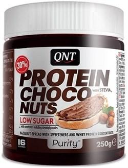 QNT Protein Choco Nuts (250гр) - фото 6501