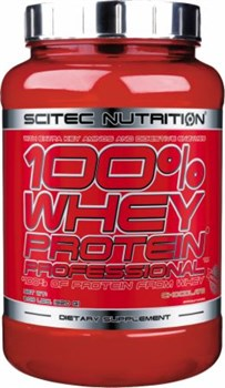 Scitec Nutrition - Whey Protein Professional (920гр) - фото 6518