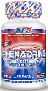 APS Phenadrine (60капс) - фото 6524