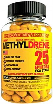 Cloma Pharma - Methyldrene original (100капс) - фото 6526