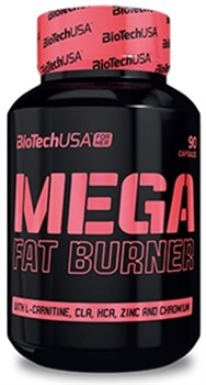 BioTech USA Mega Fat Burner for Her (90таб) - фото 6533