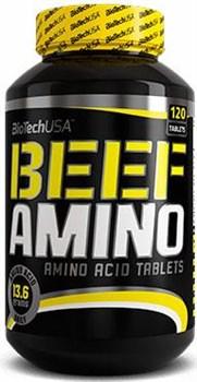 BioTech USA Beef Amino (120таб) - фото 6536