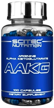 Scitec Nutrition AAKG (100капс) - фото 6537