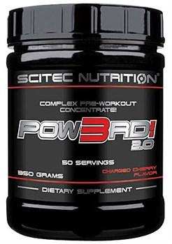 Scitec Nutrition Pow3rd! 2.0 (350гр) - фото 6551