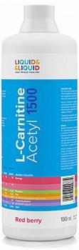 LIQUID & LIQUID - Acetyl L-Carnitine 1500 (1000 мл) - фото 6557