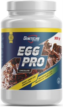 GeneticLab Nutrition - Egg Pro (900гр) - фото 6577