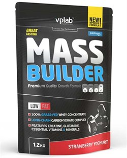 VP Laboratory Mass Builder (1200гр) - фото 6594