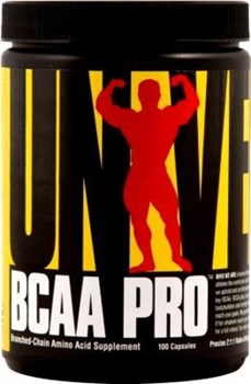 Universal Nutrition BCAA Pro (100капс) - фото 6601