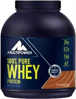 Multipower 100% Pure Whey Protein (2000гр) - фото 6603