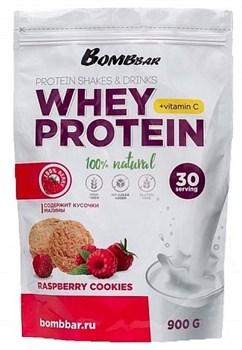 BOMBBAR Whey Protein (900гр) - фото 6640